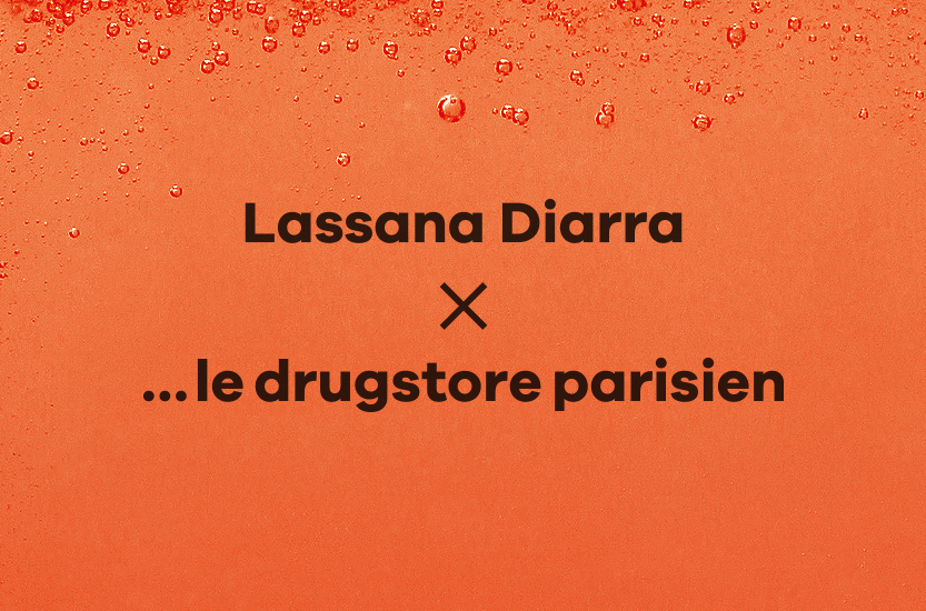 Lassana Diarra x ...le drugstore parisien