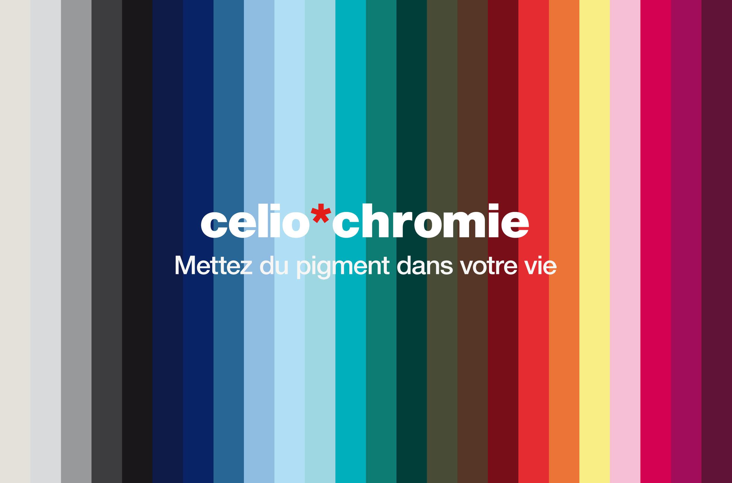 Celiochromie - 1