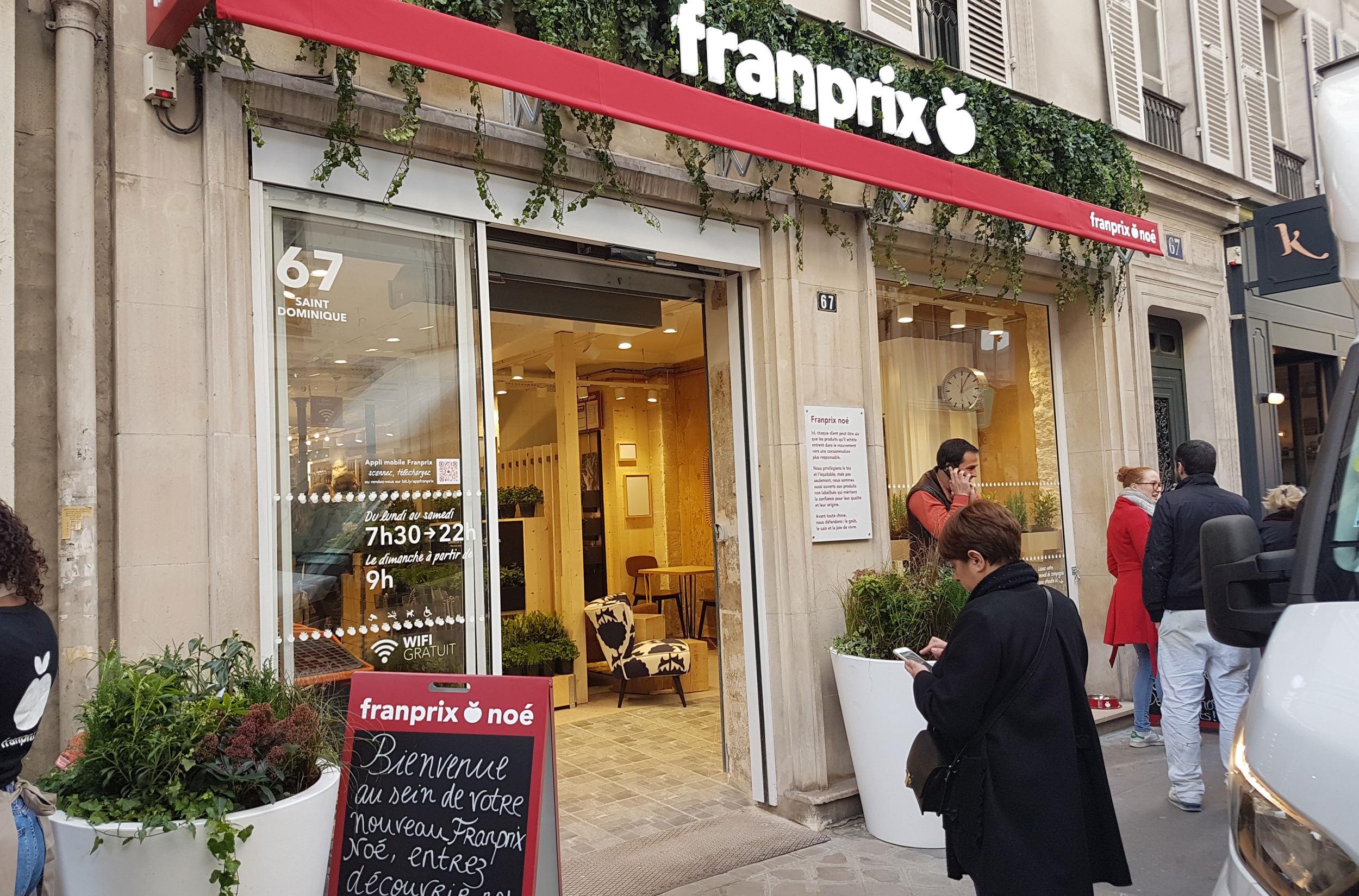 Franprix Noé - 3