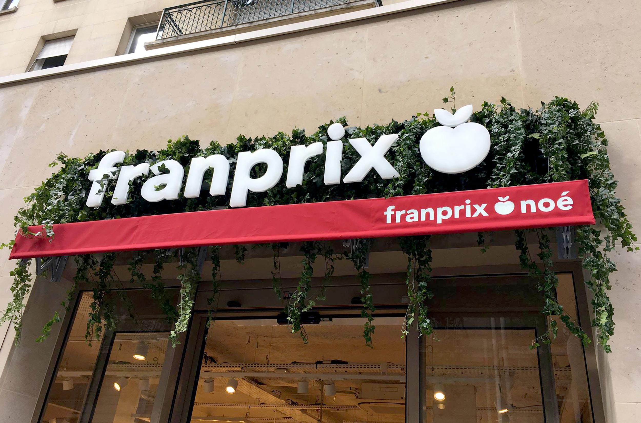 Franprix Noé - 1