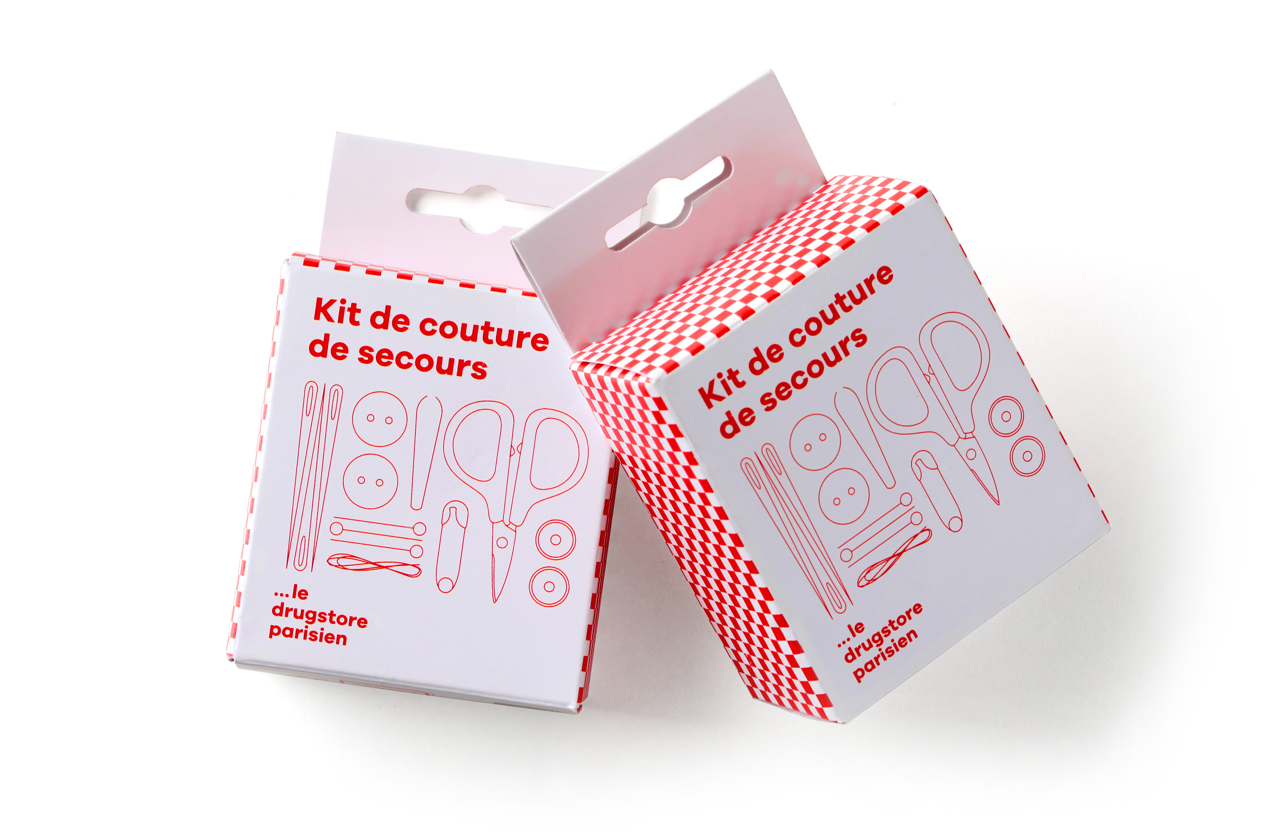 300 packagings à la marque Drugstore - 3