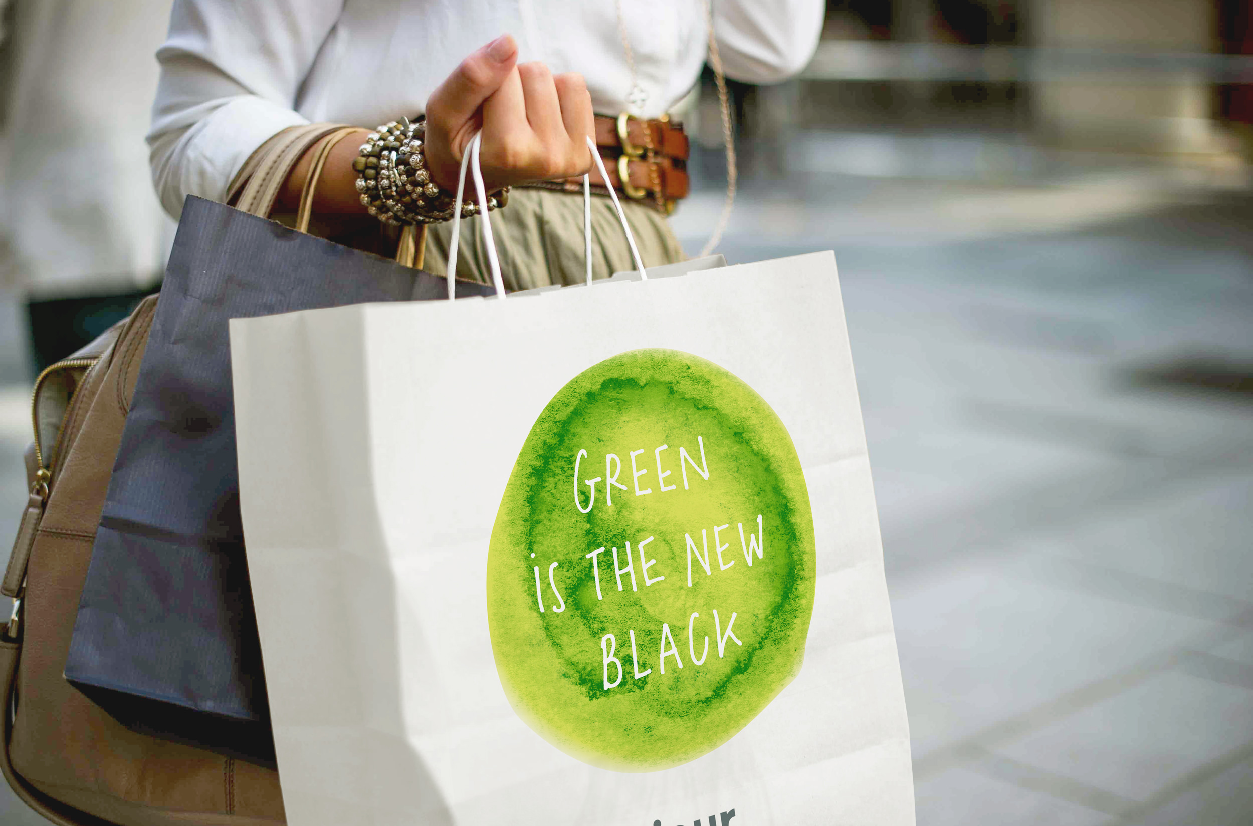 Green is the new black - 1